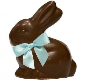 Vegan-Dark-Chocolate-Bunny