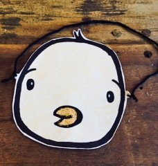 Make Your Own Chicken Mask