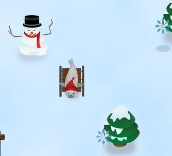 Play Seal Slalom!