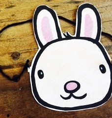 Make Your Own Bunny Mask