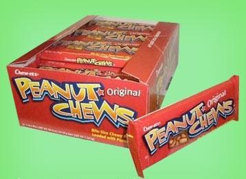 Chew-ets Peanut Chews
