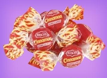 Brach's Cinnamon Hard Candy's Cinnamon Hard Candy