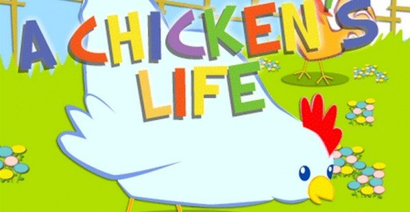 A Chicken's Life Comic Book Cover
