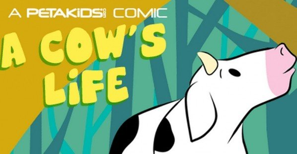 A Cow's Life Comic Book Cover