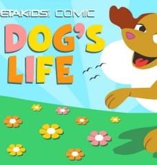 'A Dog's Life' Comic Book