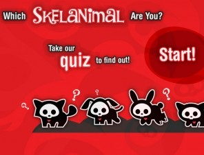 Which Skelanimal Are You?