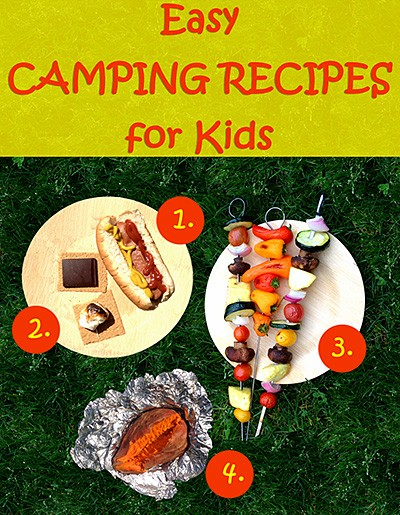 Vegan Camping Recipes