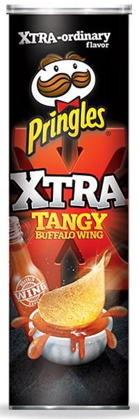 Xtra Tangy Buffalo Wing Pringles