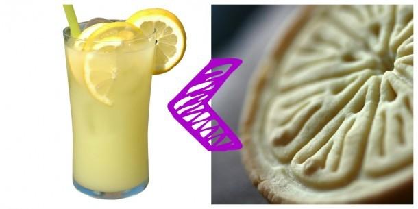 Lemonade Girl Scout Cookie