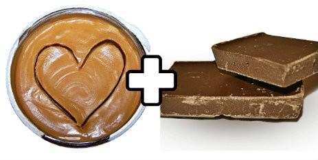 Peanut Butter + Chocolate