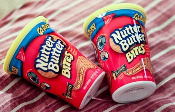 Nutter Butter Cookie Bites