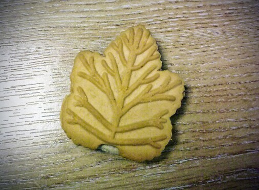 Maple Syrup Cream Cookie