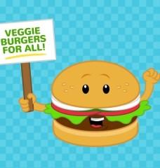 Get a Veggie Burger!