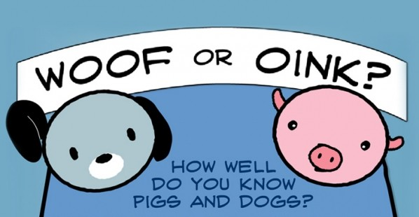 Woof or Oink? Quiz