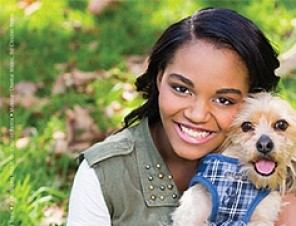 'A.N.T. Farm' Star Wants You to ♥ Your Animals!