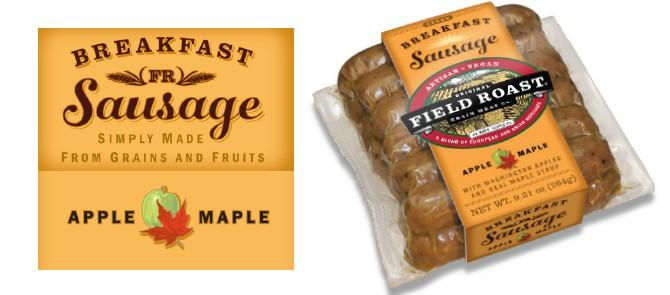 Field Roast Veggie Sausage