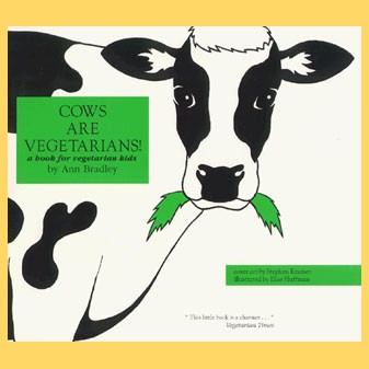 Cows Are Vegetarians