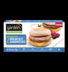 Gardein Breakfast Sandwich