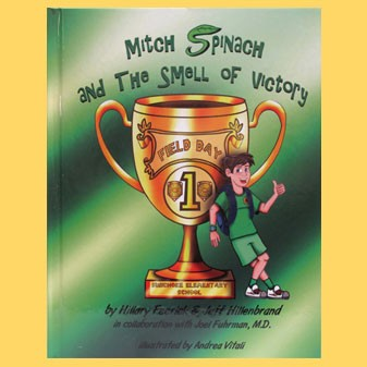 Mitch Spinach and the Smell of Victory