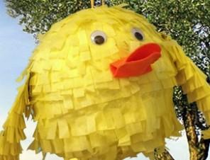Make a (Not a) Nugget Piñata
