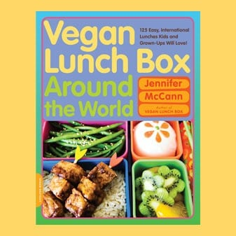 Vegan Lunch Box Around the World