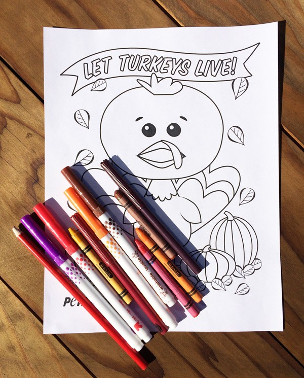 Turkey-Coloring-Sheet-with-Markers