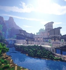 Explore PETA's Minecraft Island