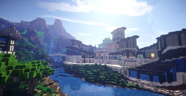 PETA Minecraft Headquarters