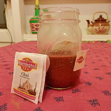 Chai Tea Hot Cocoa