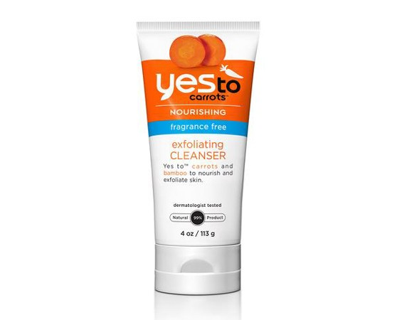 Yes to Carrots Face Wash
