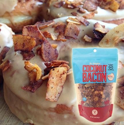 Coconut-'Bacon'