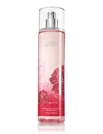 Bath & Body Works Fine Fragrance Mist