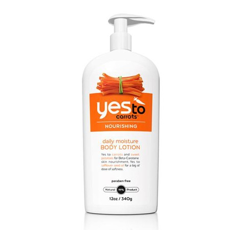 Yes to Carrots Lotion