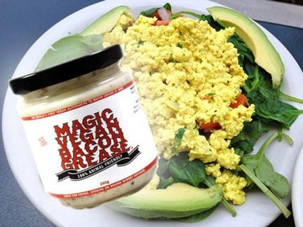 Magic-Vegan-'Bacon'-Grease