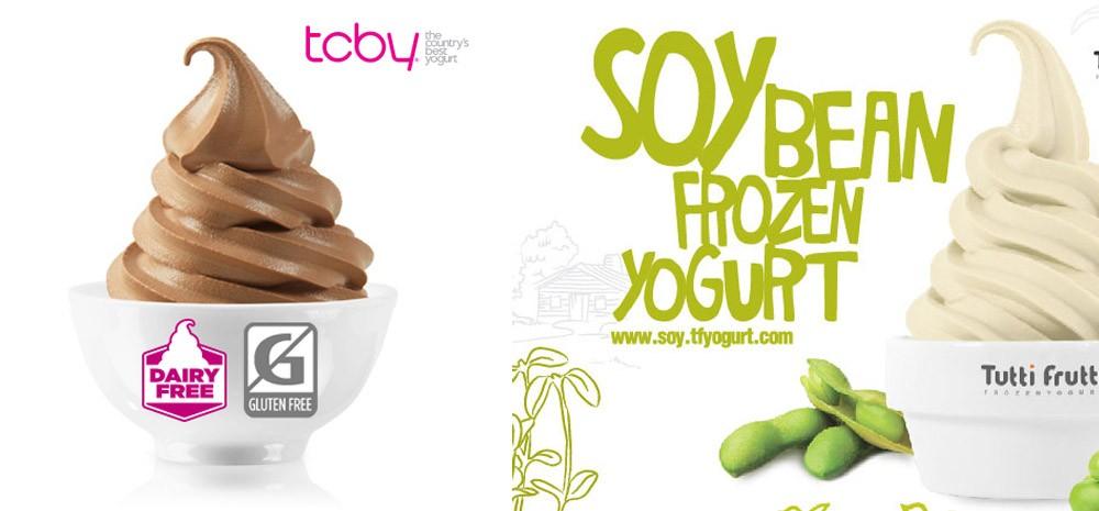 Soy Frozen Yogurt