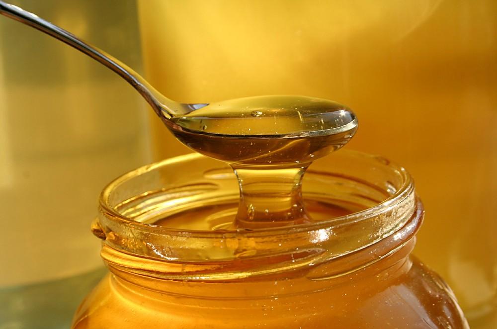 Spoon in Honey
