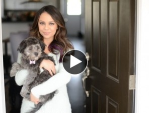 Show Your Dog Love, With Janel Parrish