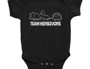12 Adorable Vegan Baby Onesies
