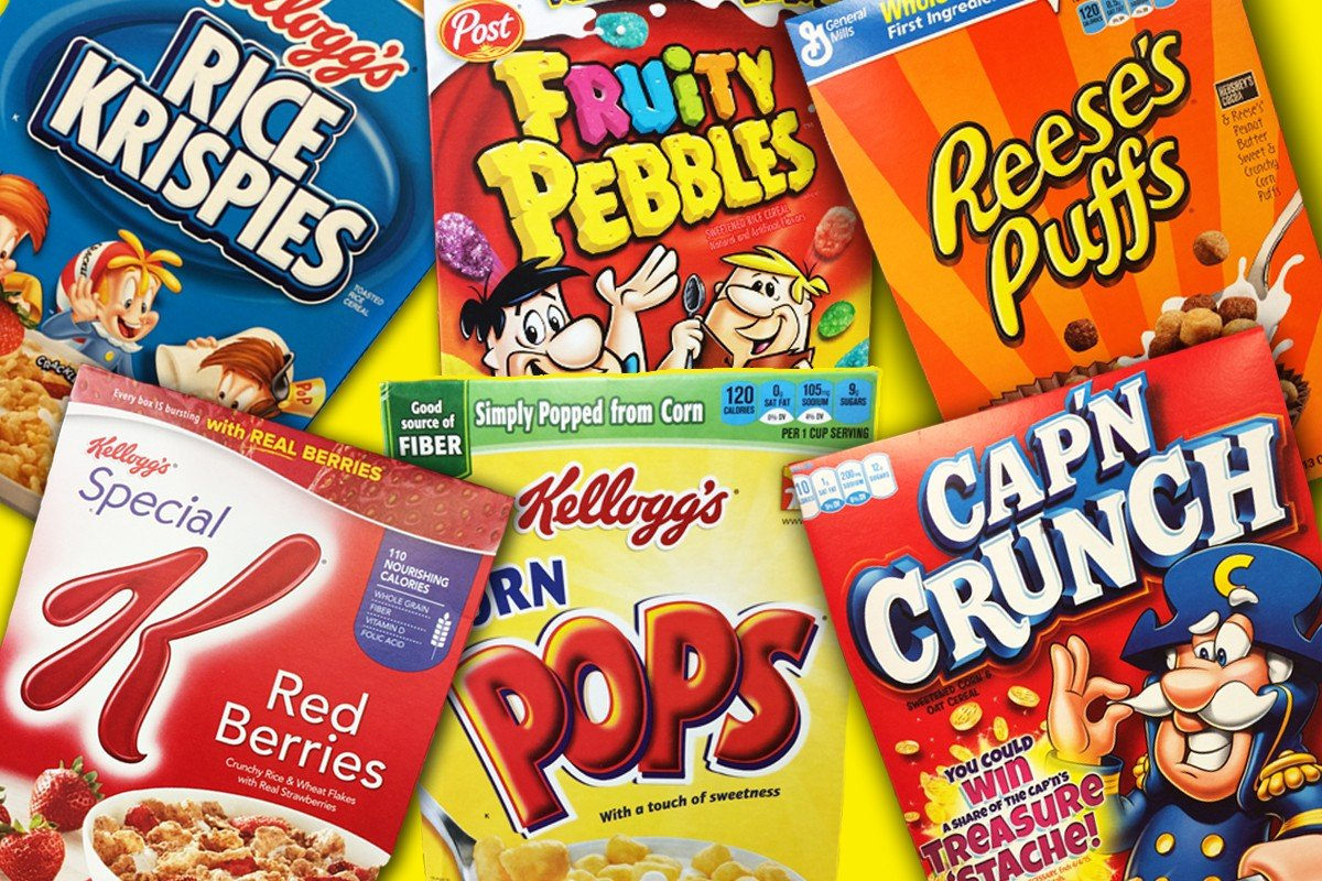 The best accidentally vegan cereals of all time food peta kids ccuart Image collections