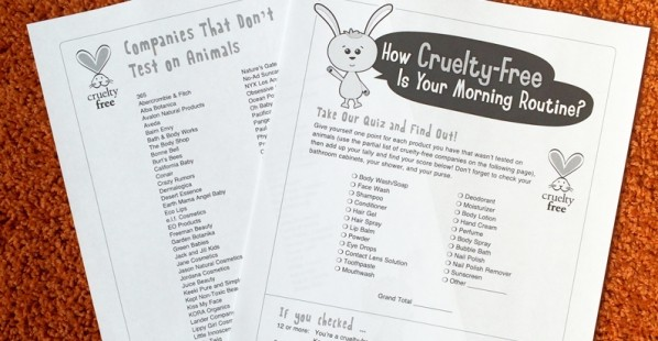 How Cruelty-Free is Your Routine?