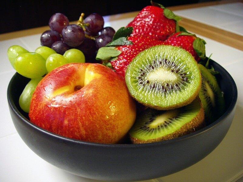 Imagen de correo electrónico de promoción de la guía de nutrición