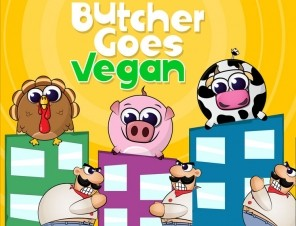 Butcher Goes Vegan