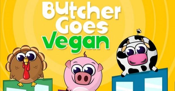 Butcher Goes Vegan