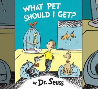 Animal Adoption Message in New Dr. Seuss Book