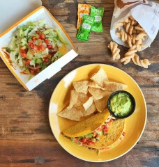 How to Eat Vegan at Fast-Food Restaurants