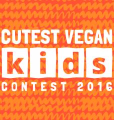 See PETA Kids' Cutest Vegan Kids of 2016!