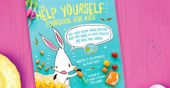 help yourself cookbook promo