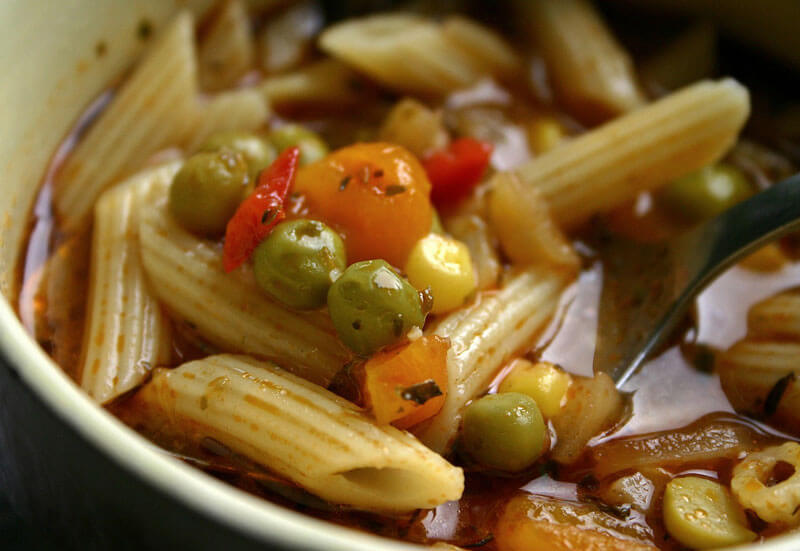 Vegetable-Noodle-Soup