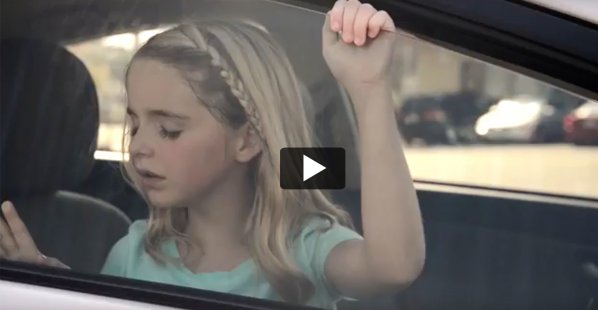 Mckenna Grace Helps Dogs Trapped in Cars