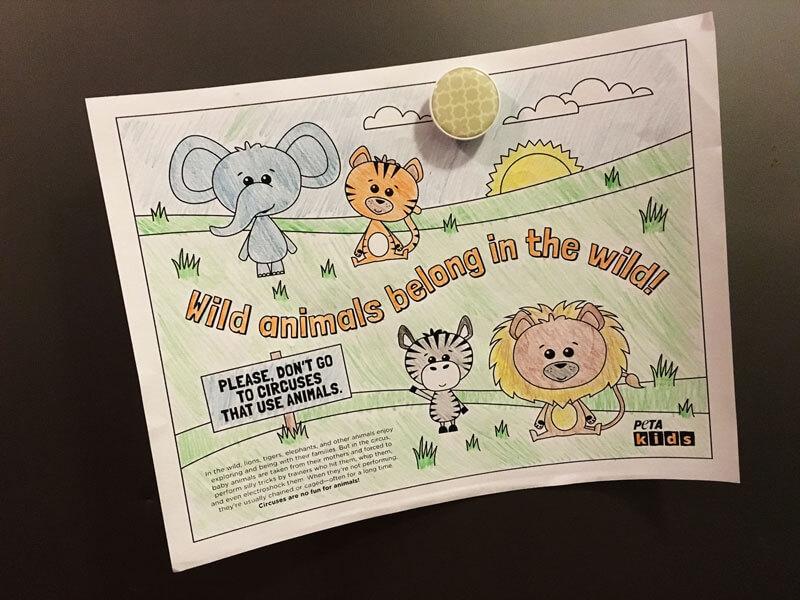 Wild-Animals-Belong-in-the-Wild-Coloring-Sheet-Fridge